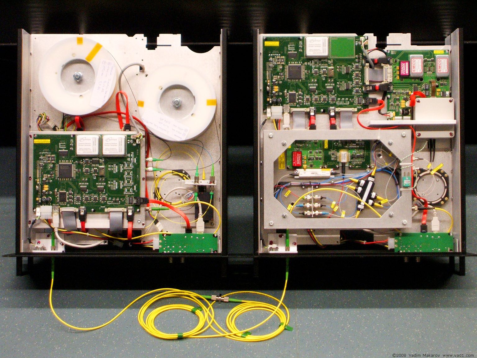 cracking commercial quantum cryptography how we did it in pictures rh vad1 com