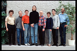 Group members in 2000