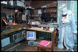 Eve's lab