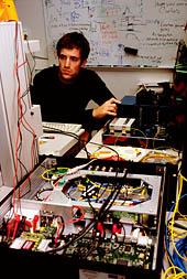 Lars Lydersen hacking Clavis2 QKD system (1)