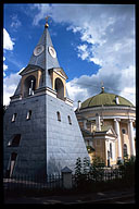 Trinity Church in St. Petersburg
