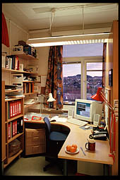 My office at NTNU